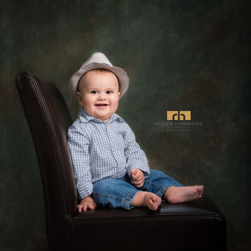 Baby Portrait | Northern Virginia Portrait Photographer