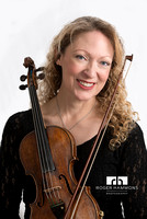 Violinist Headshot | Northern Virginia Headshot Photographer