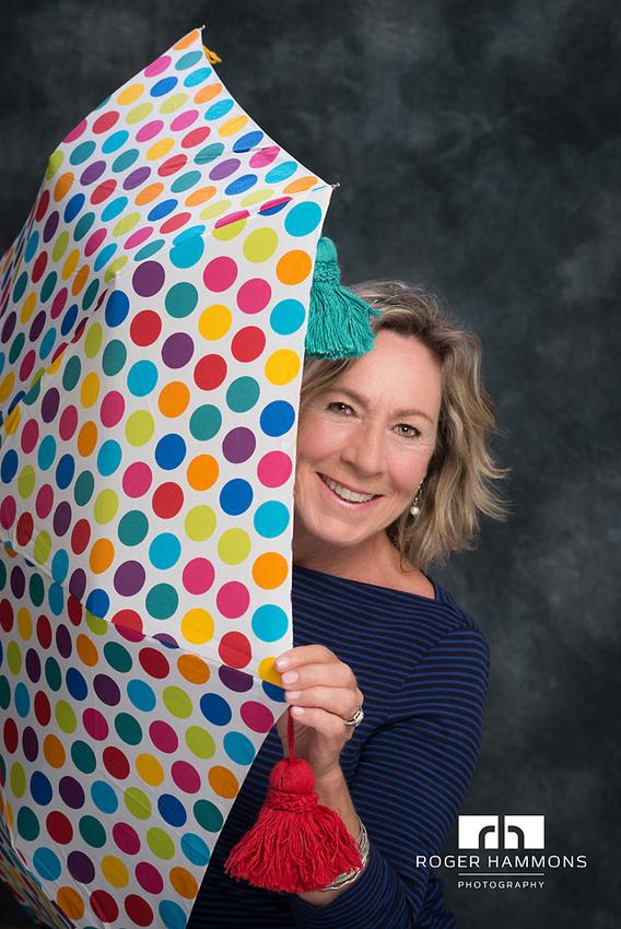 Emily Seiler of Emily's Umbrellas