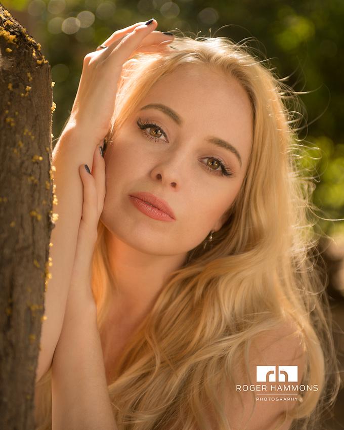 Model & Actor Headshot | Northern Virginia Portrait Photographer