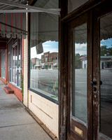 22 - Storefront Reflection, Downtown Winnsboro